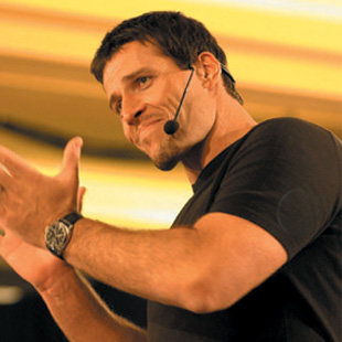 Il Mago: Anthony Robbins