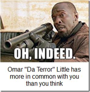 Omar Da Terrror Little